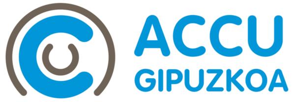 logotipo ACCU Gipuzkoa