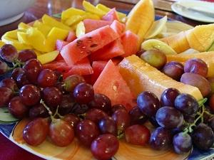 Comer frutas y verduras puede reducir el riesgo de estrés en las mujeres.