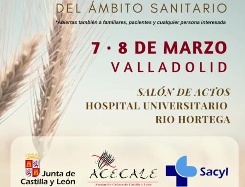 III Jornadas sobre la Enfermedad Celiaca en Valladolid
