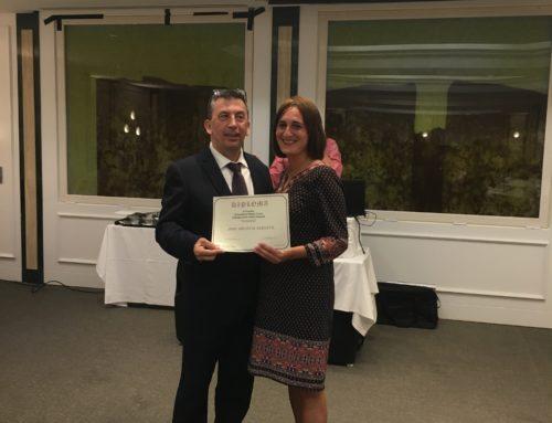 3er Premio IX Certamen Relato Corto «Crohnincol» para ACCU Gipuzkoa