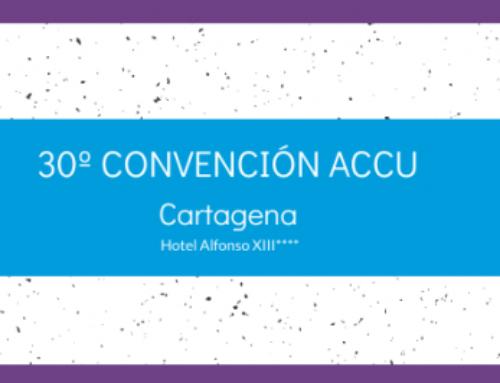 Inscripción Convención Nacional ACCU España 2020
